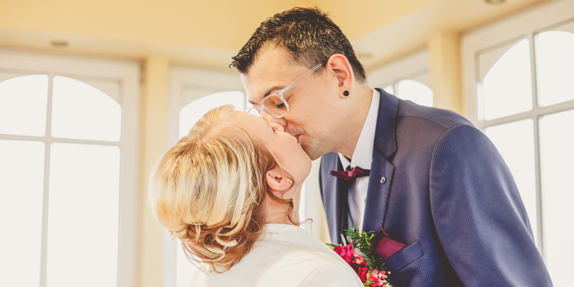 Heiraten im Winter auf Rügen